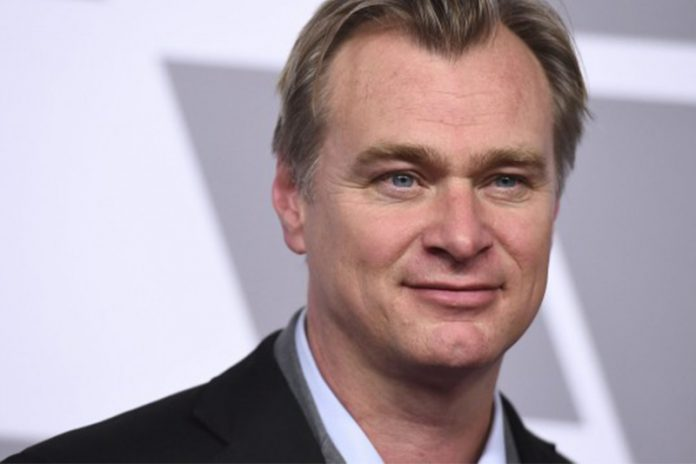 Christopher Nolan. Foto: AP