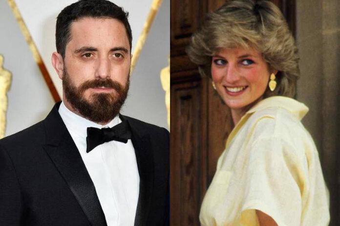 Pablo Larraín y Lady Di.